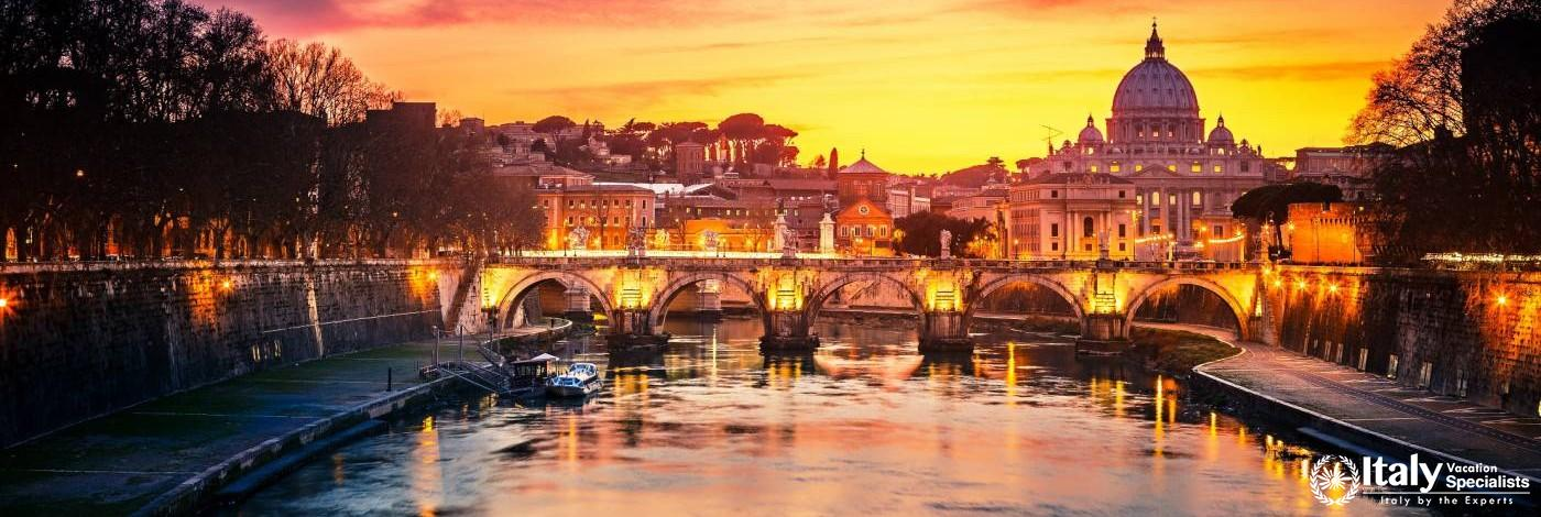 Experience Rome by Night on Our Rome by Night Tour