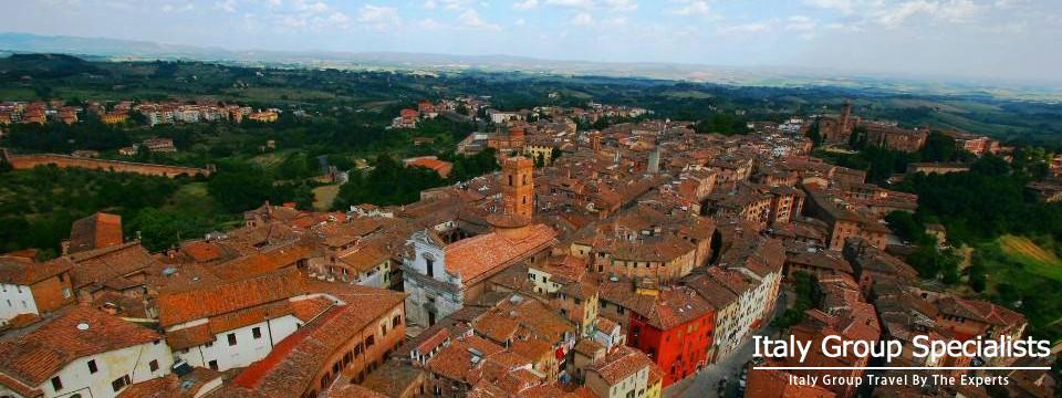 Siena, Tuscany, Italy - Photo by Jesse Andrews