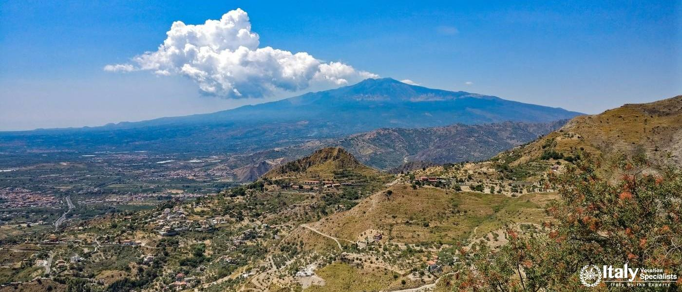Mt. Etna and Taormina Full Day Excursion