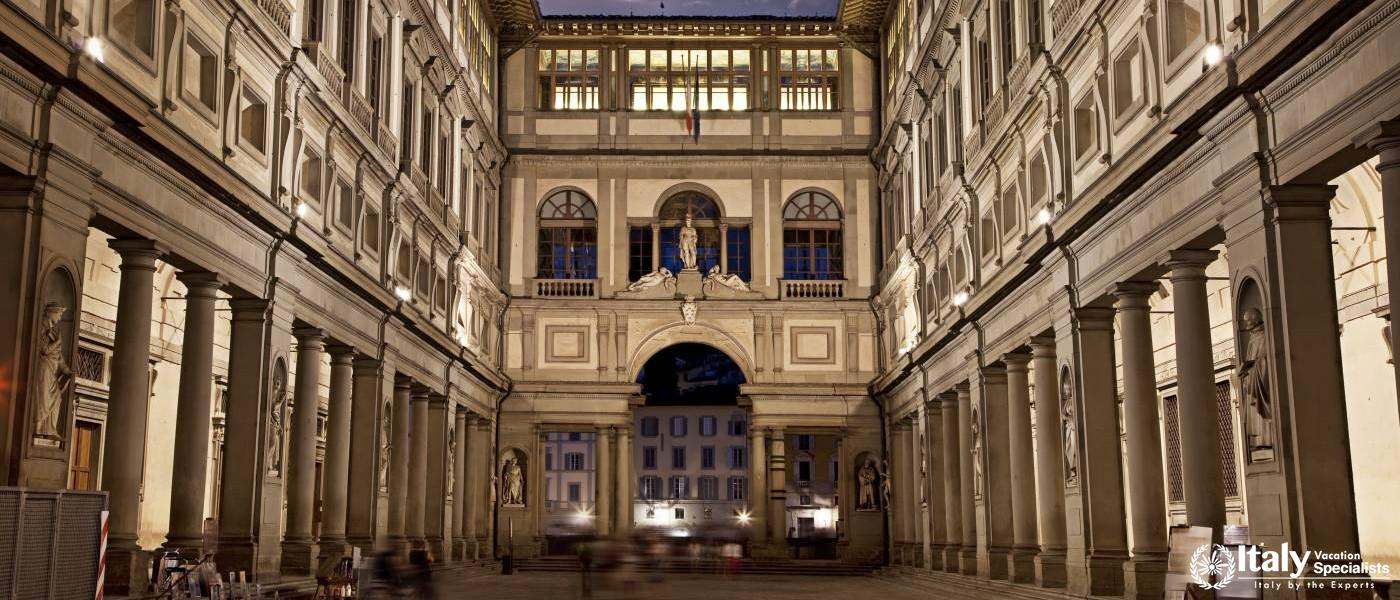 Uffizi Gallery Florence Private Tours