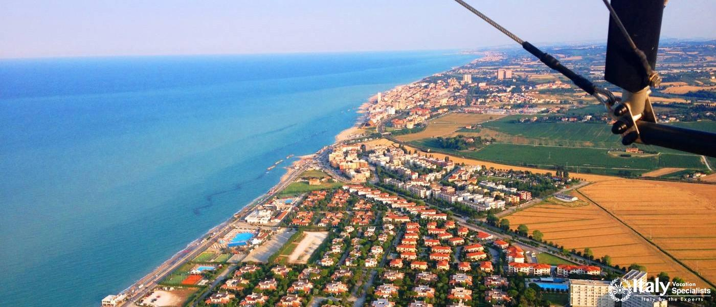 Helicopter Tours Italy