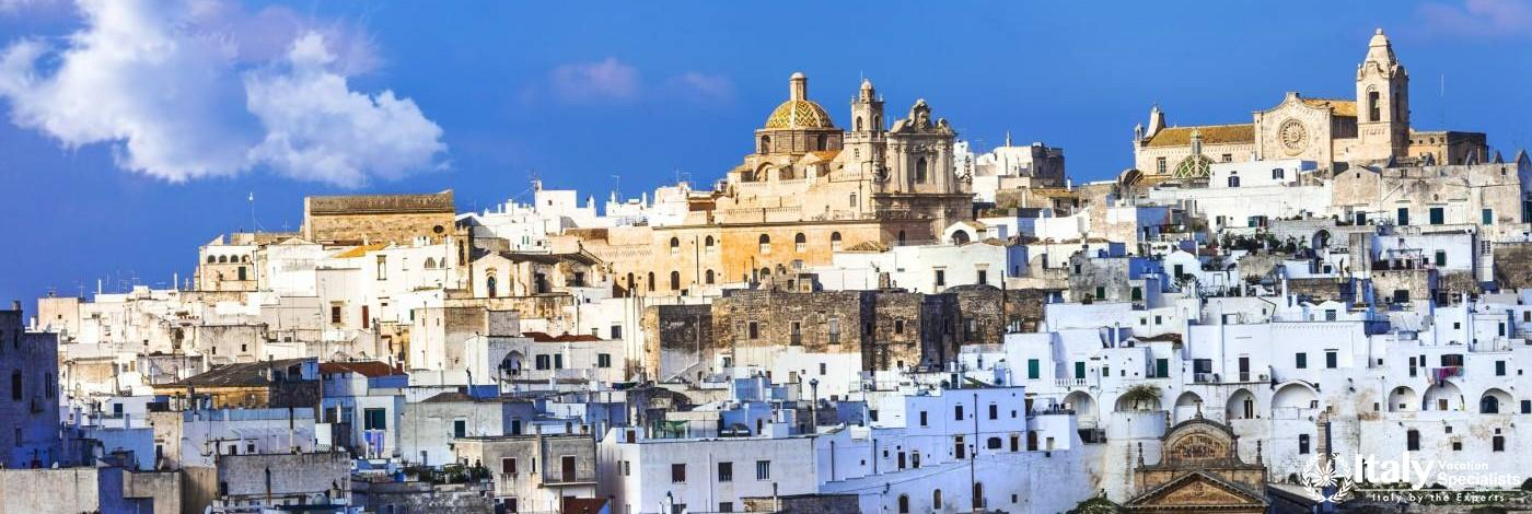 Ostuni - The White City - Puglia