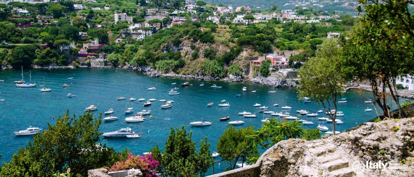 Ischia Island Private Driver with Italy Vacation Specialists