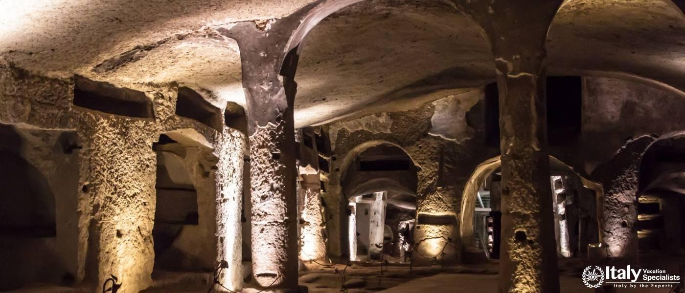 Private Underground Naples Tour