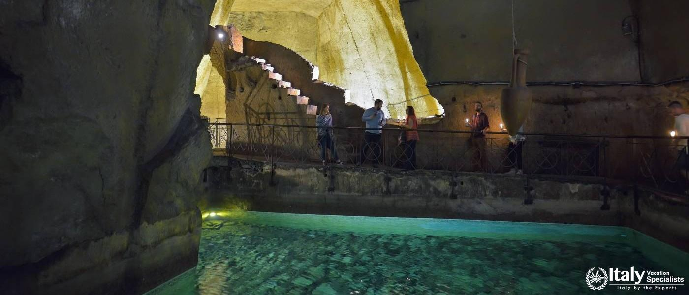 Experience the Magnificent Underground of Naples