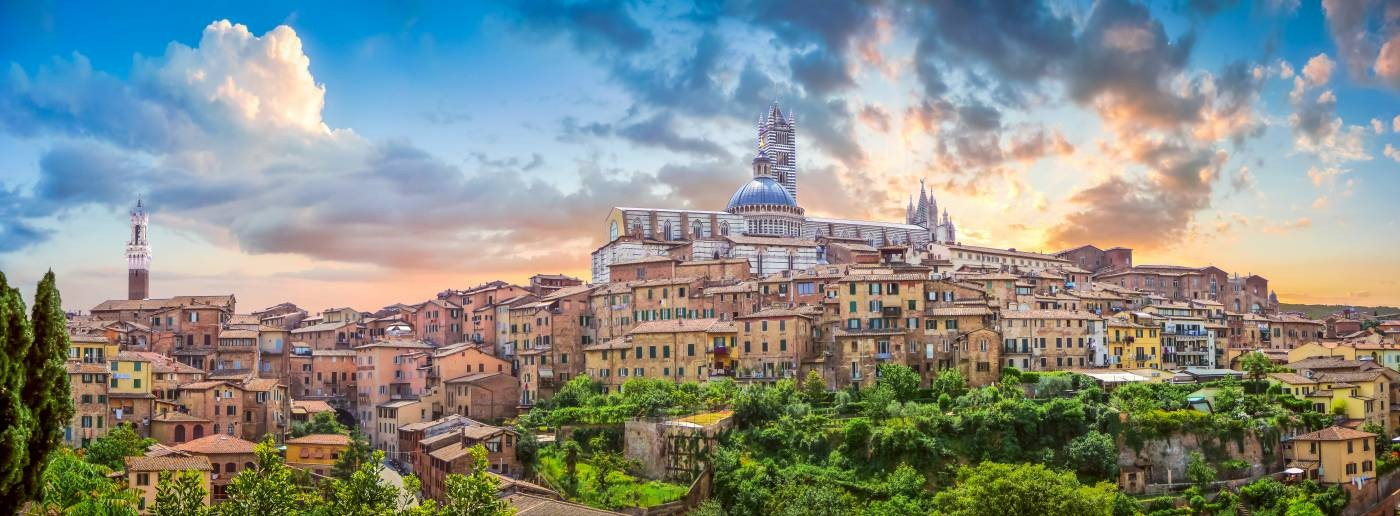 Privately Guided Tours of Siena Italy