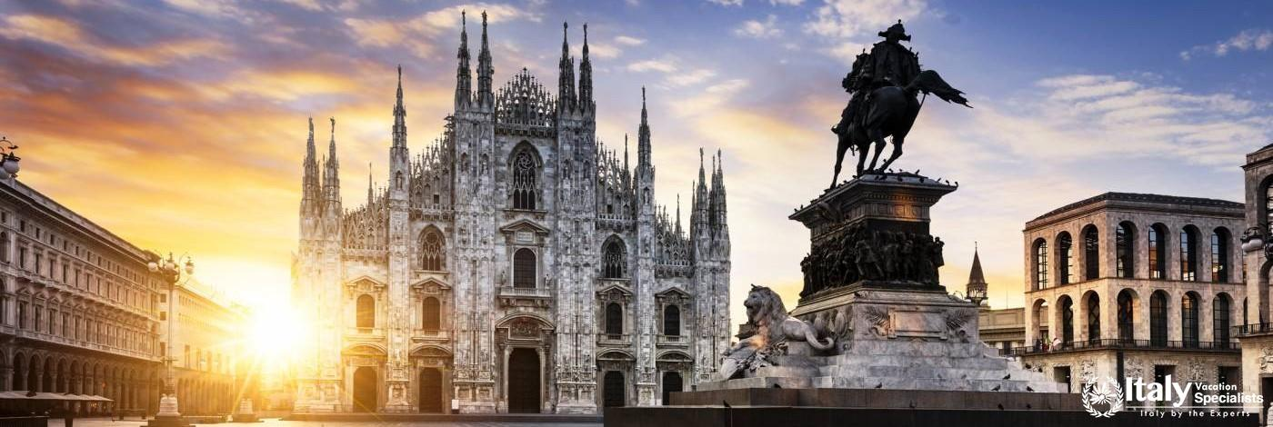 Vacation to Milan with Italy Vacation Specialists