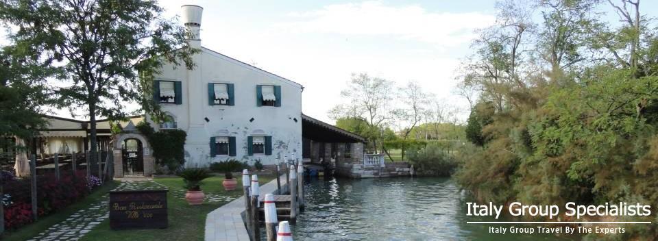Experience the Magic of Italy's Beautiful Veneto Region