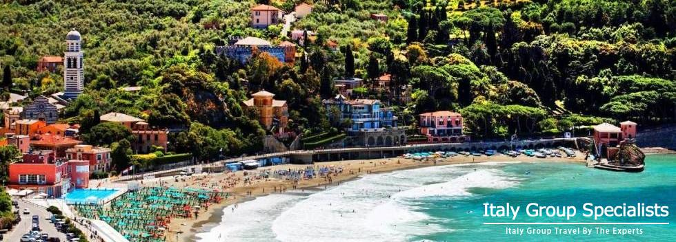 Escape on the Italian Riviera