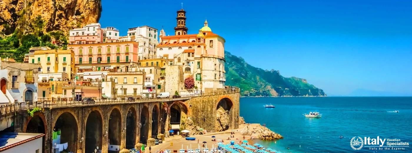 Amalfi Drive, - Amalfi Coast Travel Packages & Driver on Amalfi Coast
