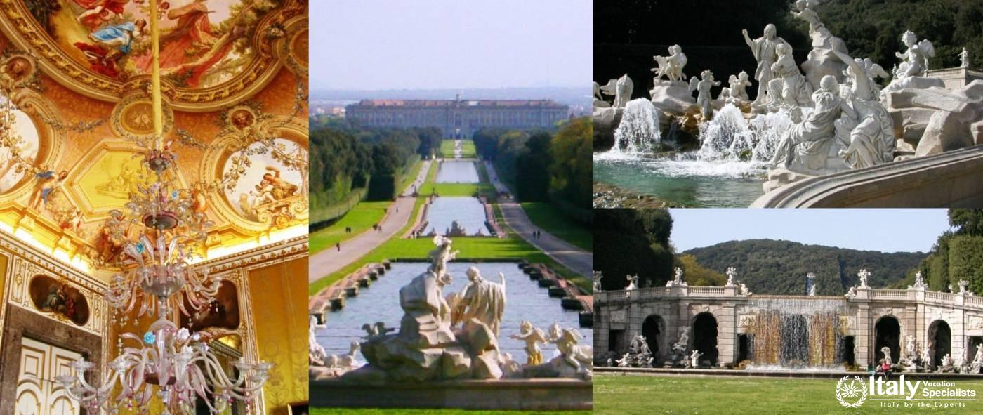 Caserta Private Garden Tours