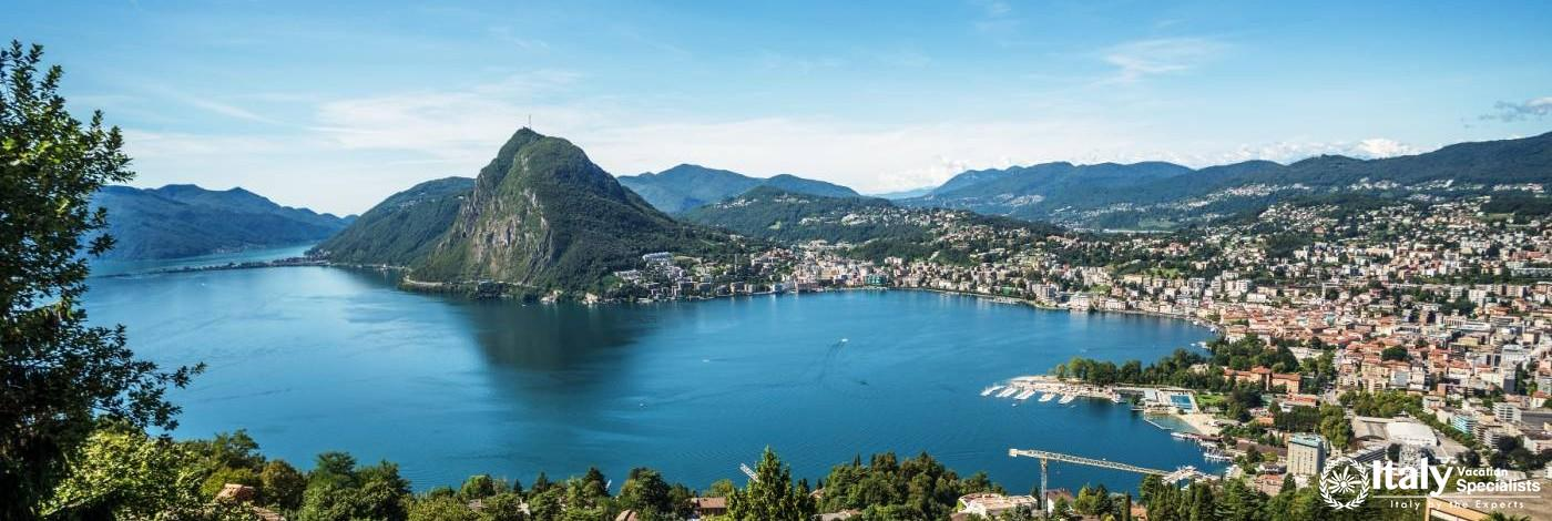Spectacular Lugano, Switzerland
