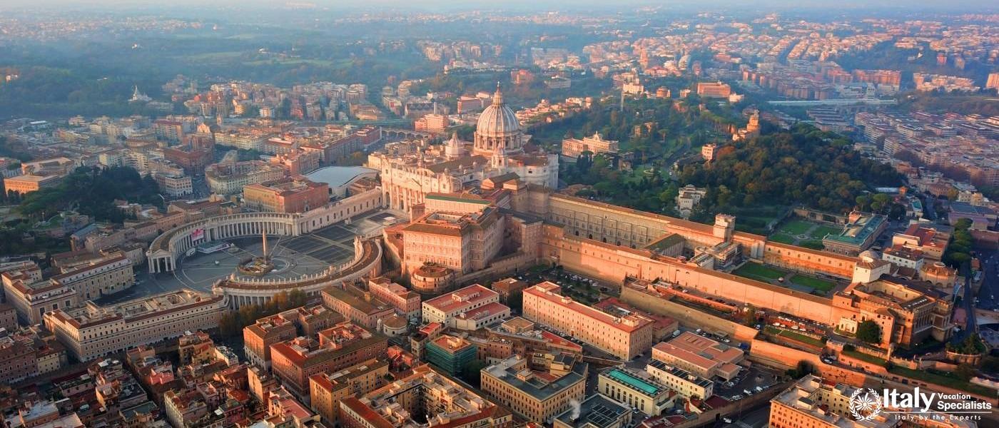 Vatican City Rome Italy
