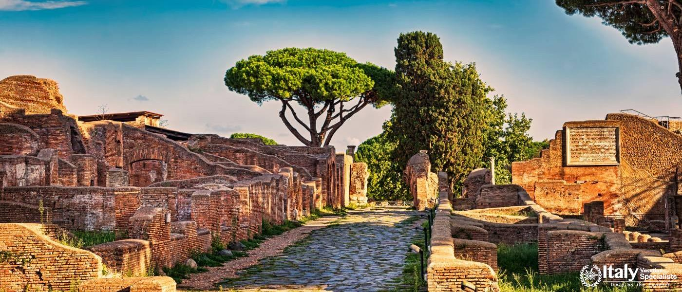 Private Tour of Ostia Antica from Rome
