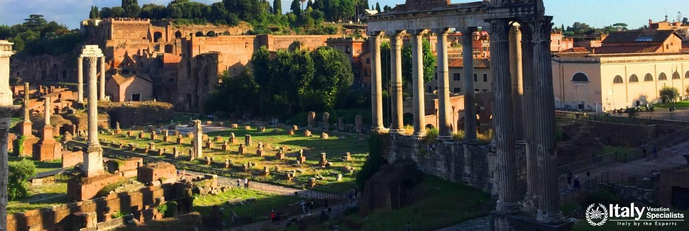 Experience the Incredible History of Ancient Rome