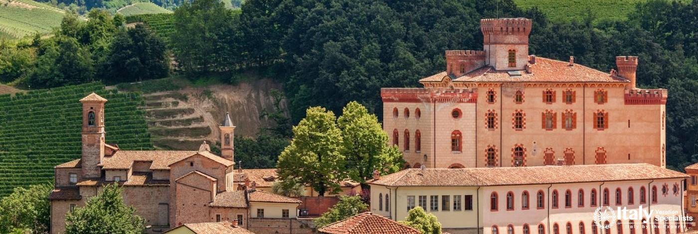 Piemonte, Italy's Langhe Wine District