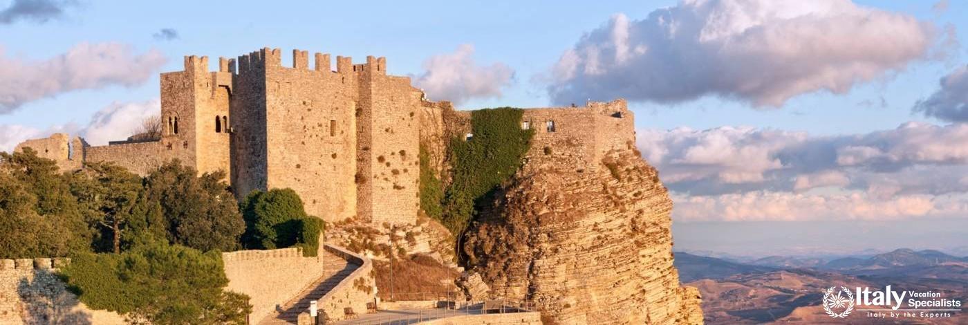 Spectacular Erice, Sicily