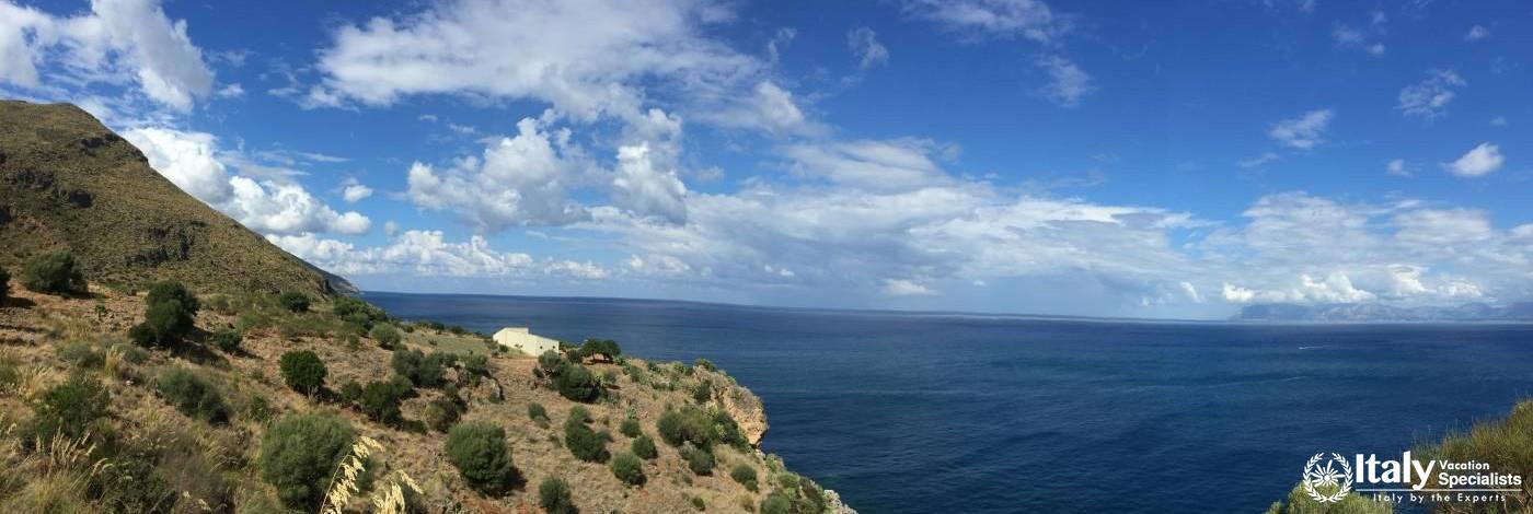 Gorgeous Sicilian Coast near Castellammare Del Golfo