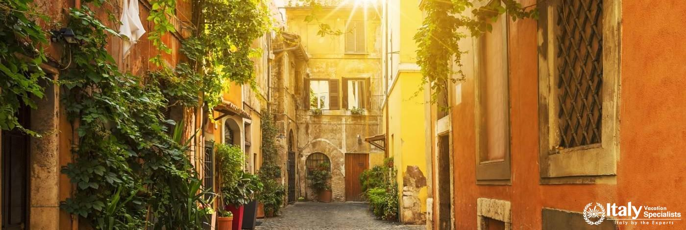 Romantic Locations in Rome