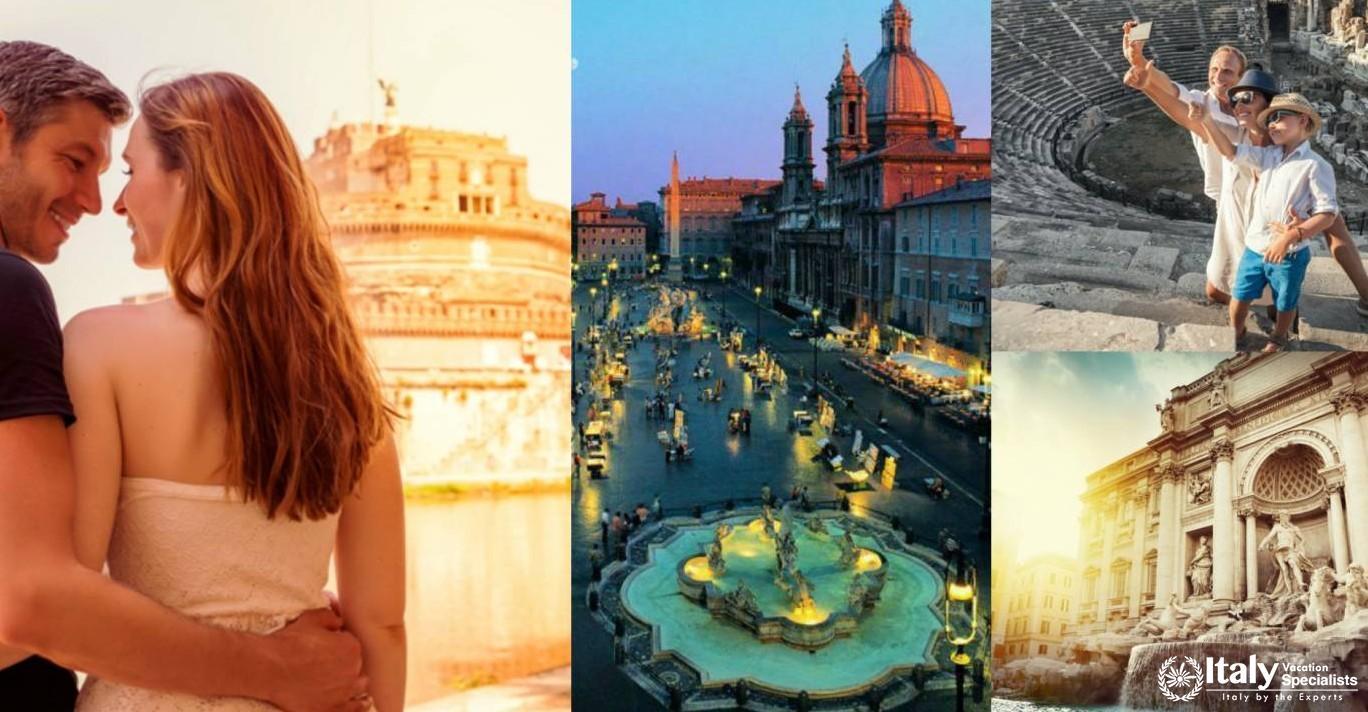 Private Half Day Tour of Rome