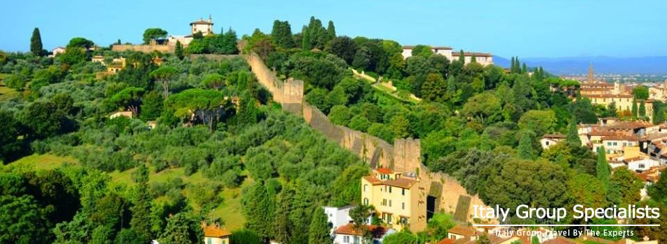 Florence and it's Incredible Gardens and Parks: A Tuscan Jewel with Gardens to Impress and Delight