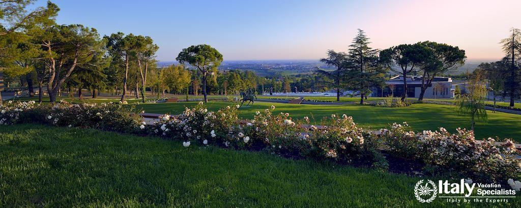 Garden of Palazzo di Varignana Resort & SPA