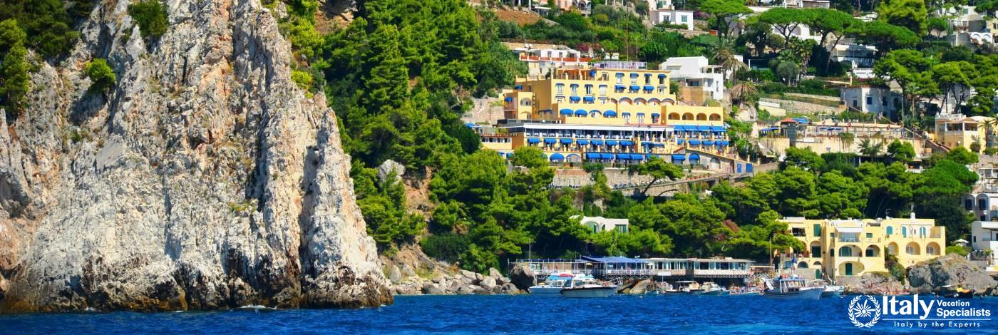 Experience the Sheer Magic of Capri