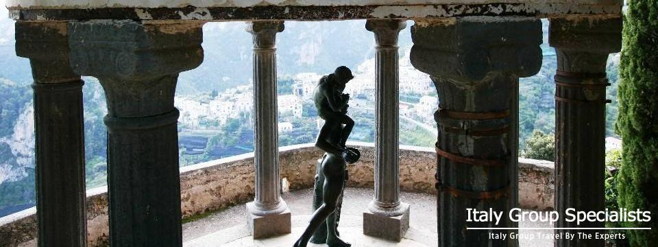 The Gardens at Ravello - Photo by Jesse Andrews
