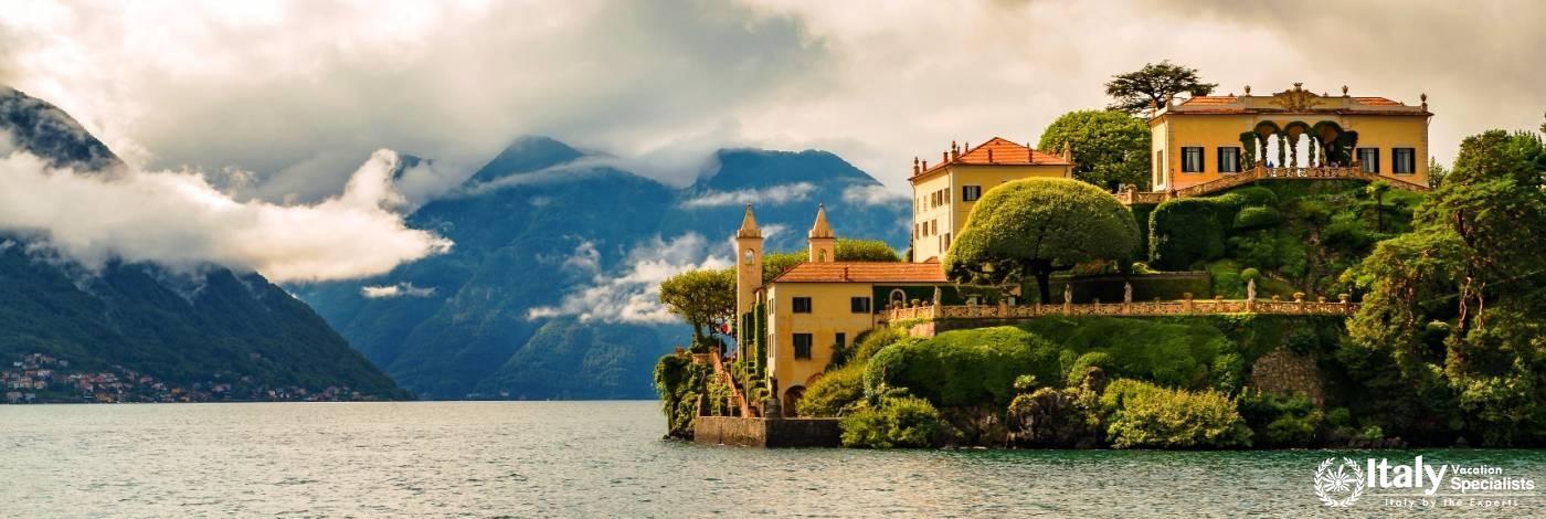 Villa Balbianello Gardens, Italy