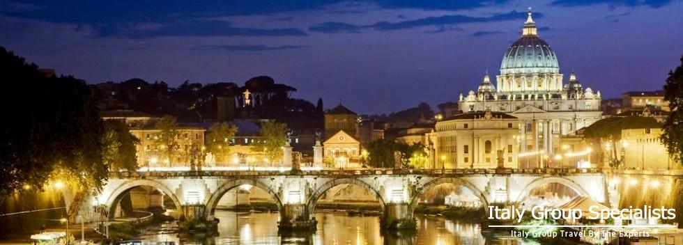 Historical City of Rome Italy - www.italygroupspecialists.com