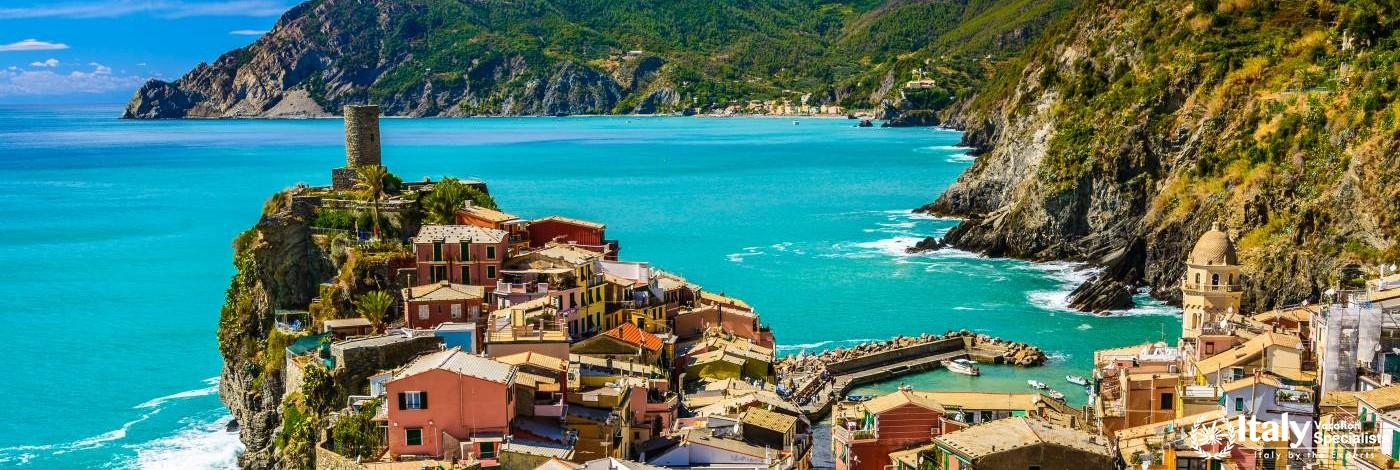 Town of Vernazza, Cinque Terre National Park