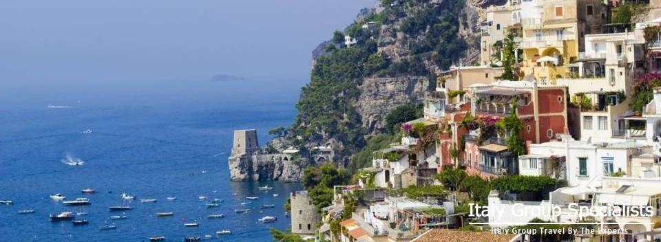 Beautiful Positano, Italy