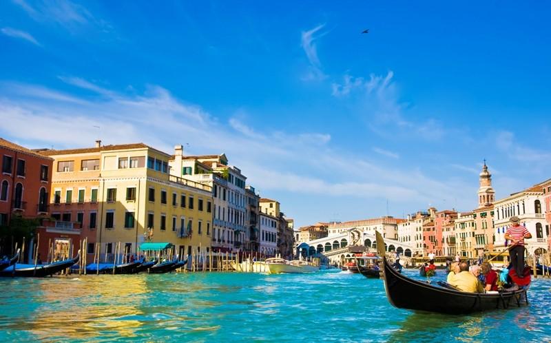 Venice Italy, Canale Grande