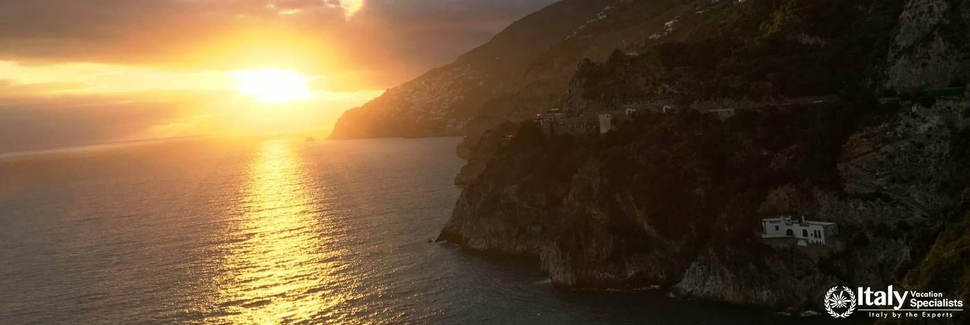 Amalfi Coast Sunset Cruise