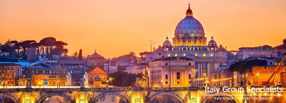 The Eternal City - Rome, Italy