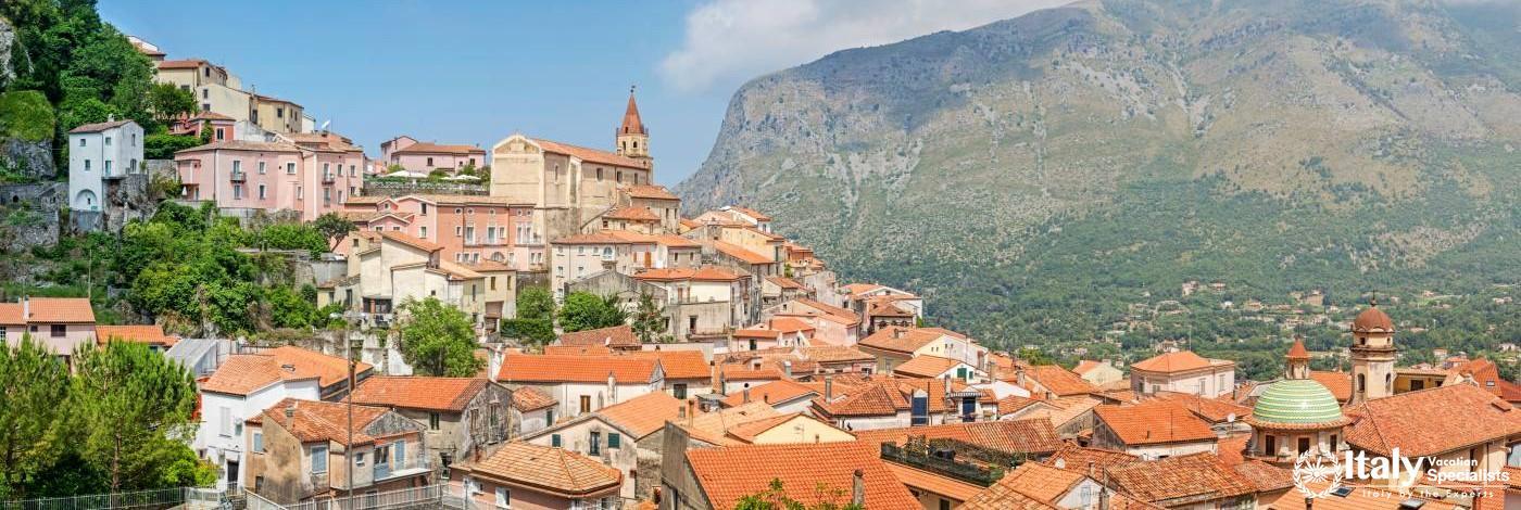 Beautiful Maratea, Basilicata, Italy