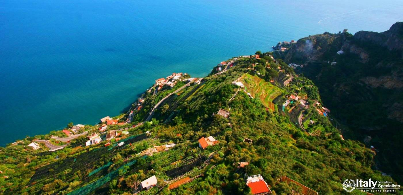 The View from Ravello - Over Italy's Amalfi Coast