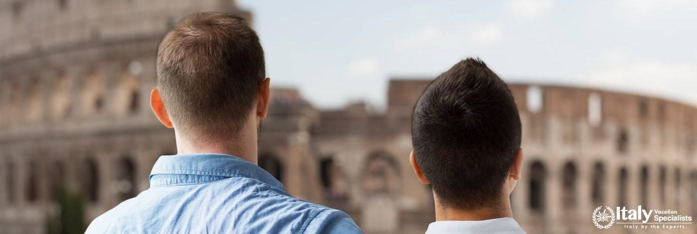 Tours in Italy for Gay and Lesbian Couples