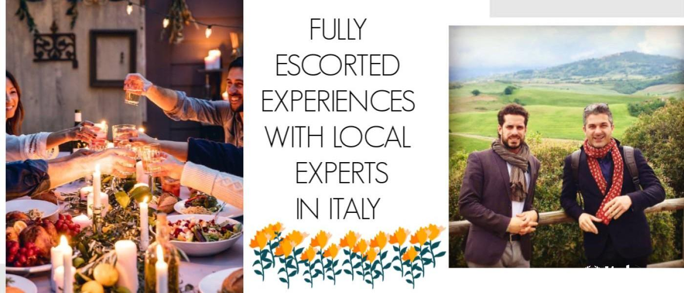 Fully Escorted Tours in Italy