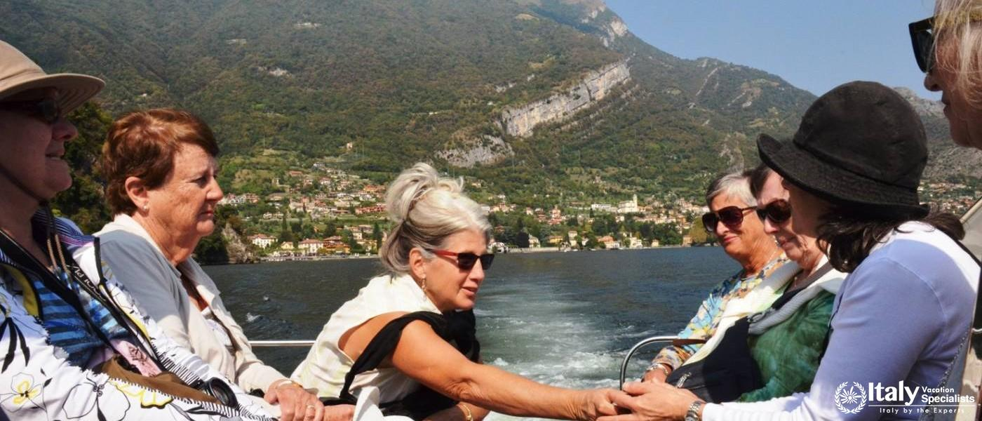 Women's Travel Service for Italy