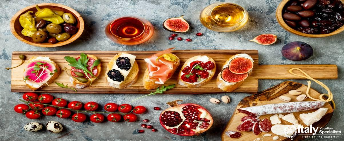 Gourmet Food and Wine Tours in Italy with Italy Vacation Specialists
