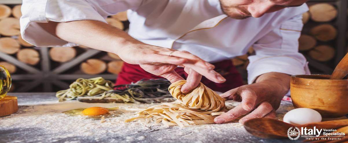 Gourmet Food and Wine Tours in Italy